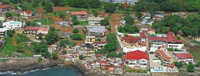 Freetown is one of World Capitals.