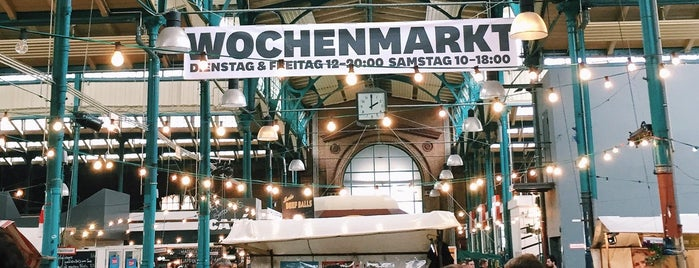 Markthalle Neun is one of Food & Fun - Berlin.