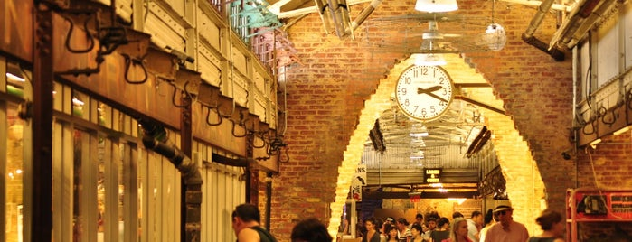 Chelsea Market is one of Not Active - DailyCandy Fashion Editor.