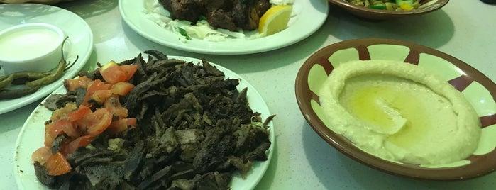 Lebanese restaurant is one of Rest..
