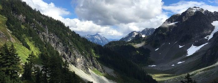 North Cascades National Park is one of Northwest Washington.