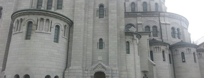 Shrine of Sainte Anne is one of Quebec to-do/eat.