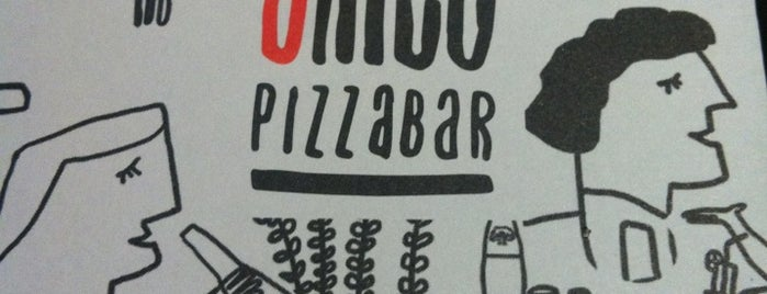 Único Pizzabar is one of Pizza.