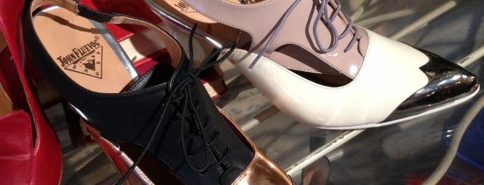 John Fluevog Shoes is one of Top picks for Clothing Stores.