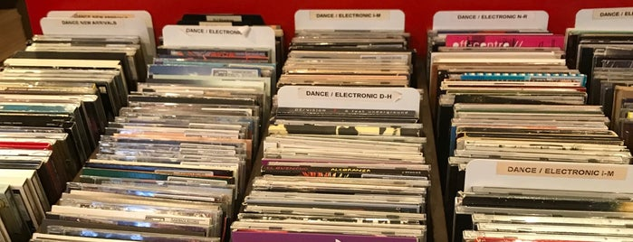 Flashback Records is one of london.