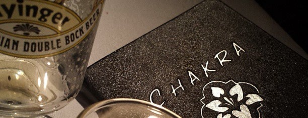 Chakra is one of Restaurants.