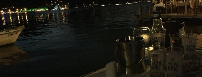 Hidayet'in Yeri Deniz Restaurant is one of Cennet ve İlçeleri.