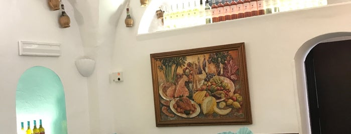 Ristorante al Grottino is one of Sorrento-Capri.