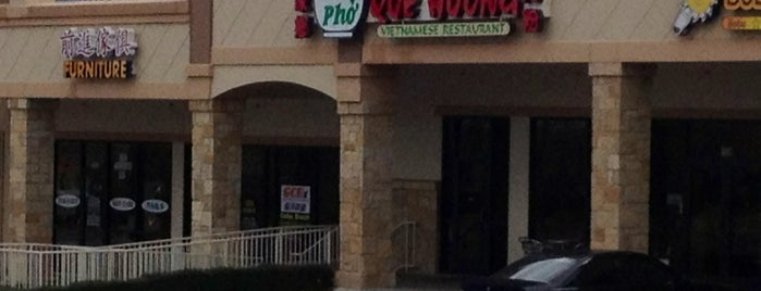Pho Que Huong is one of HOU Asian Restaurants.