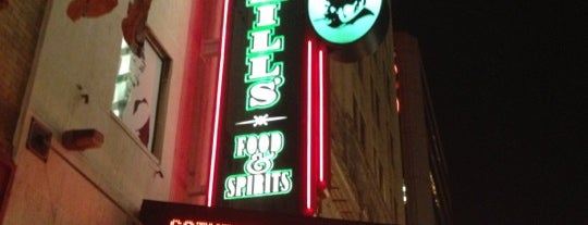 Churchill's Food and Spirits is one of 101 Things to Do Before You Graduate.
