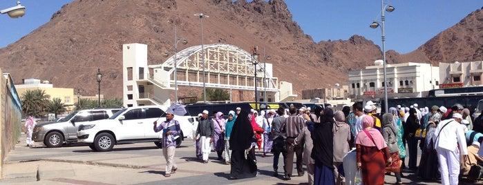 Uhud Dağı is one of Holy Places & Sites of Region Hejaz.