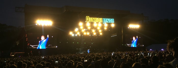 Outside Lands Music Festival is one of Festivales.