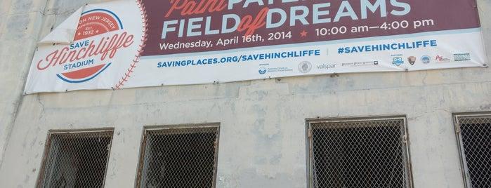 Hinchliffe Stadium is one of Hidden New York Gems.