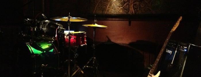 Jasmin Rock Club is one of Favorite.