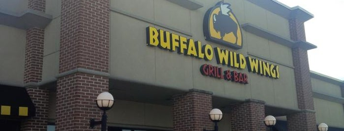 Buffalo Wild Wings is one of Eat Local.