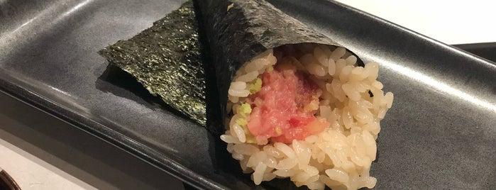 Sushi Inoue is one of Michellin-Starred Restaurants in Manhattan 2018.