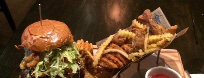 Guy Fieri's Vegas Kitchen & Bar is one of Las vegas.