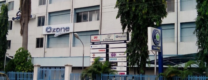 E-centre is one of Guide to Lagos's best spots.
