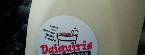 New Orleans Original Daiquiris is one of NOLA.