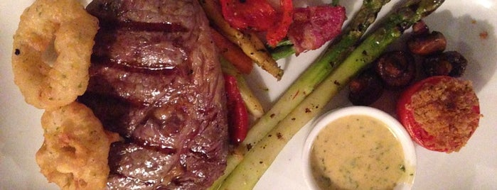 The Steakhouse KL is one of KL favorites.