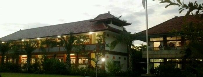 SMKN 2 Denpasar is one of SMA/SMK Denpasar.