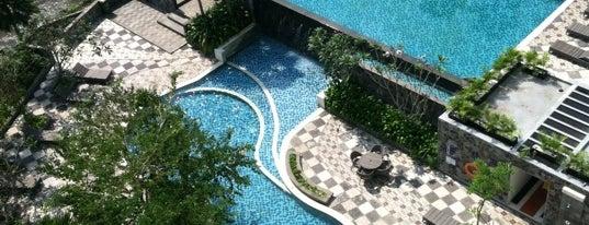 Aston Bogor Hotel & Resort is one of Bogor Nirwana Residence.