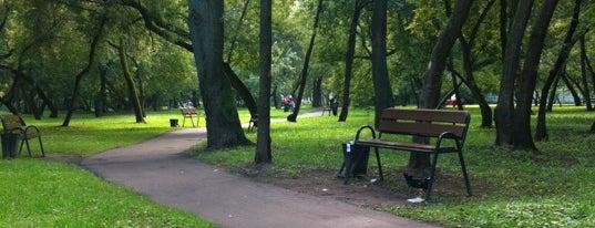 Люблинский ПКиО is one of Сады и парки Москвы.