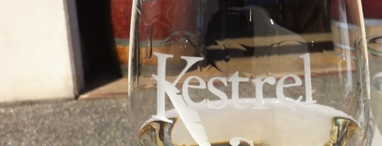 Kestrel Winery Tasting Room is one of Woodinville Wineries.