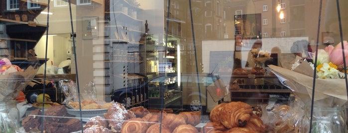 Q shop is one of HFA in London: Delicatessen.