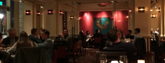 Amber India is one of The Best Bets for Group Dining in SF.