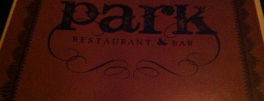 Park is one of Great dishes of 2012.