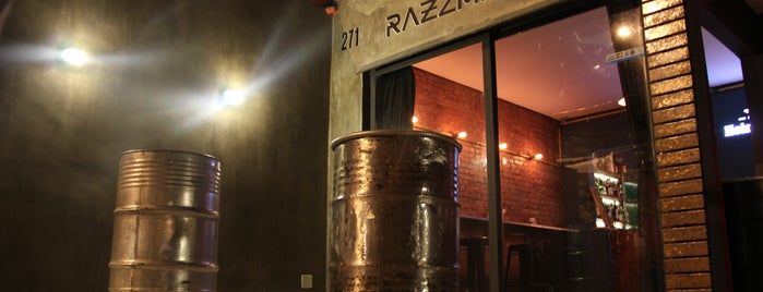 Razzmatazz is one of SP: Restaurantes.