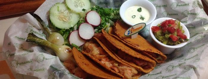 Restaurant Panamá Juan Carrasco is one of restaurantes a visitar.