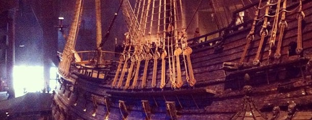 Vasa Museum is one of Stockholm.