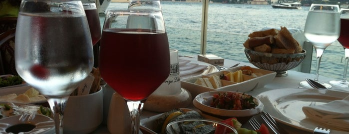 Feriye Lokantası is one of Istanbul - Turkey - Peter's Fav's.