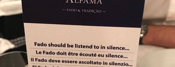 Parreirinha De Alfama is one of Fados.