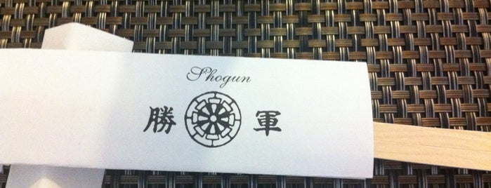Shogun is one of Palma.