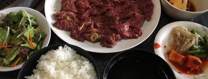 焼肉 昌月苑 is one of 飲み屋.