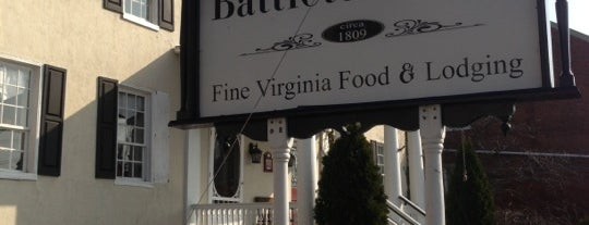 The Battletown Inn is one of A local's guide: 48 hours in Berryville, VA.
