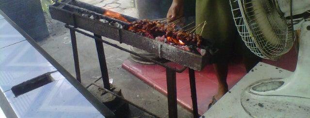 Depot Sate & Gule Blabak Kota is one of Kuliner di Kediri.