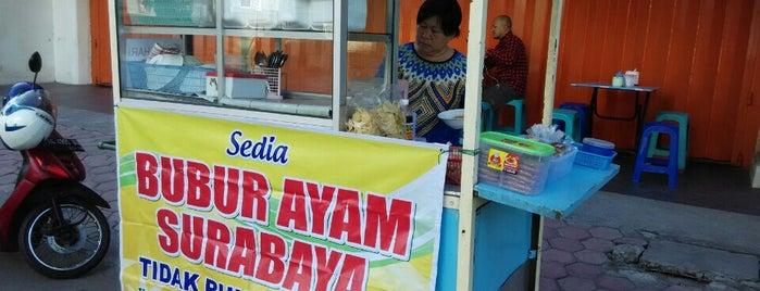 Bubur Ayam Surabaya is one of Kuliner di Kediri.