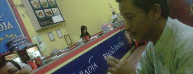 Bakso Radja is one of Kuliner di Kediri.