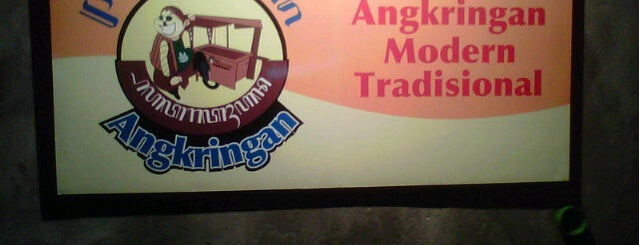 Patirthan Angkringan Tirtoyoso Kediri is one of Kuliner di Kediri.