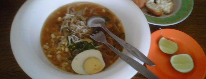 Depot Soto Ayam Pakelan Ny.Sien is one of Kuliner di Kediri.