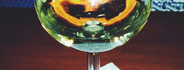 Overlook is one of NYC Cocktail Week 2015.