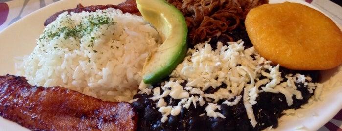 El Rincón de la Abuela Venezolana is one of Eat BCN.