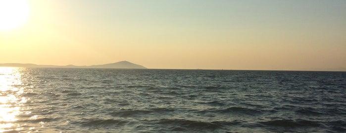 Geyikli Country Beach is one of Çanakkale.