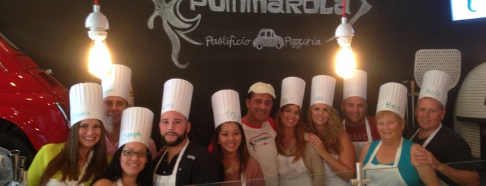 Pummarola Pastificio Pizzeria is one of Miami Restaurants to Check Out.