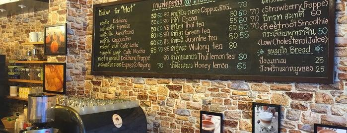กาแฟดอยช้าง @ ราย็อง ฮิ is one of 20 favorite restaurants.