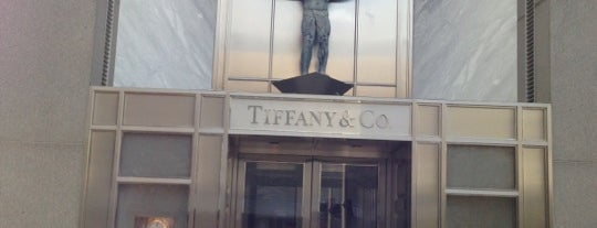 Tiffany & Co. is one of Potential Vendors.